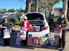 Helping make the season bright for underserved children in Ventura