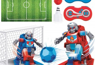 RC Soccer Bots Multiplayer Game