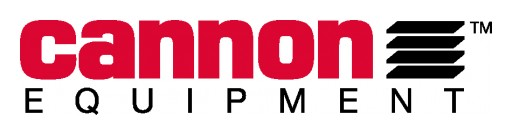 Cannon Equipment Launches Brand Evolution