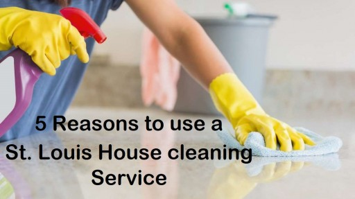 Maids for STL Offers Cost-Effective House Cleaning Services in Saint Louis