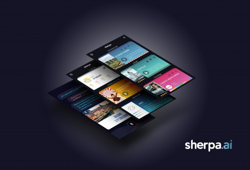 Sherpa Unveils 'sherpa.ai Conversational OS' and Predictive Recommendation Engine That Makes Any Device Intelligent