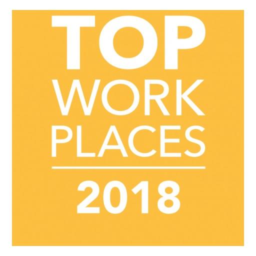 The Oregonian Names Pavelcomm a Winner of the Oregon/Southwest Washington 2018 Top Workplaces Award