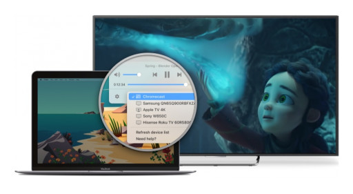 Electronic Team Releases JustStream 2.0 -  Streaming and Mirroring App With M1 Support