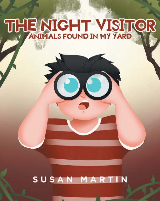 Susan Martin's New Book 'The Night Visitor' is an Amusing Read About a Kid Who Wakes Up to the Noise of a Mysterious Night Visitor