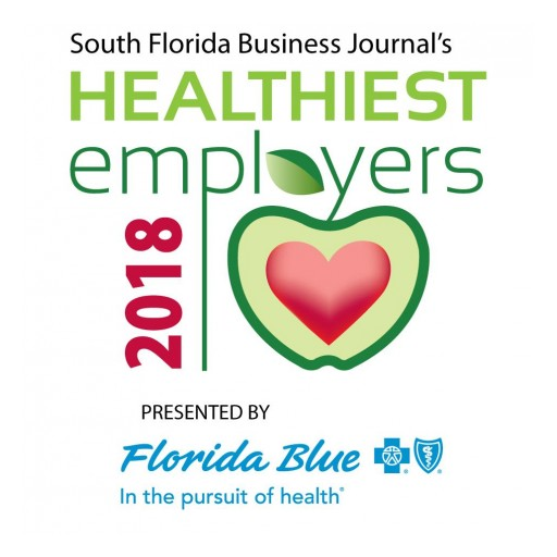 "South Florida Business Journal Names Bean Automotive Group a ""Healthiest Employer"""