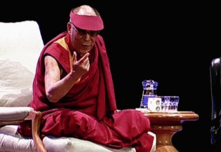 A look into the daily life of the Dalai Lama