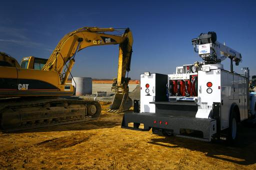 Auto Crane Work-Ready Truck with new NexStar Crane Management