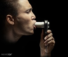 NuvoAir Spirometry Test