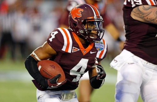 Virginia Tech Running Back JC Coleman Is Getting Interest From the Jets, Chargers and Jaguars as Draft Approaches per Inspired Athletes