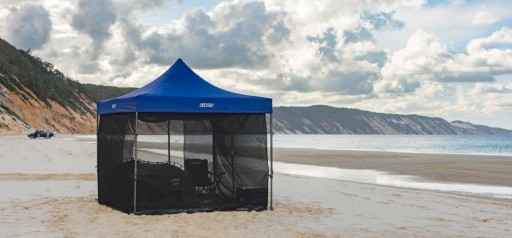 4WD Supacentre: The Range of Adventure Kings Gazebo Accessories is Changing Campsites Across OZ!