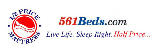 1/2 Price Mattress of West Palm Beach Offers 50% Off Name Brand Mattresses On Black Friday