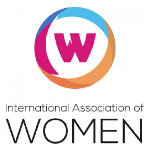 International Association of Women Honors Ree Angeles as a 2018-2019 Influencer of the Year