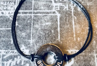 'Grateful' Bracelet from MyIntent Certified Online Retailer key2Bme