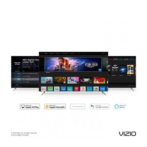 VIZIO Announces Rollout of New Features on SmartCast™ 3.0 Next-Generation Smart TV Experience