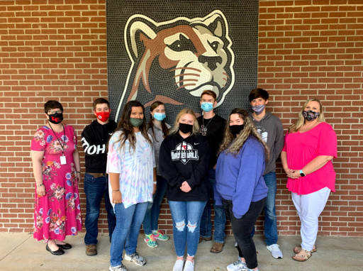 2020-2021 Junior Class at Lawrence County Achieve Remarkable ACT® Score Improvements