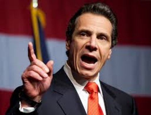 100 Clergy Members Join Governor Cuomo With The Mario Cuomo Campaign For Economic Justice