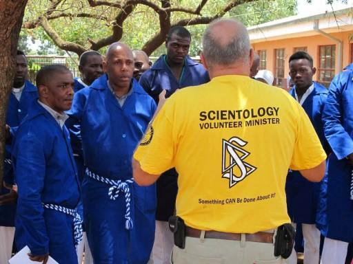 Scientology Volunteer Ministers and Christian Pastors Join Forces to Reversing 50 Years of Inequity in South African Township