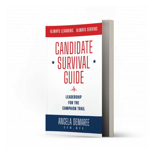 PAWS Consulting's Dr. Angela Demaree Releases New Book 'Candidate Survival Guide: Leadership for the Campaign Trail'