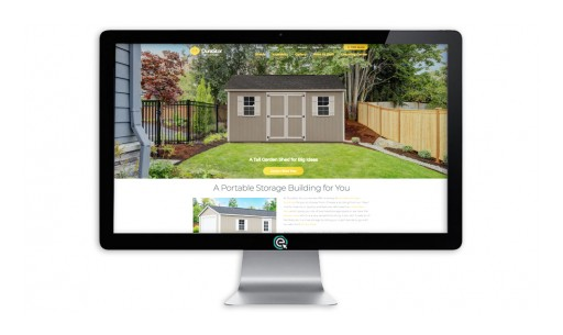 Shed Builder in Georgia Chooses Online Marketing as His Growth Strategy