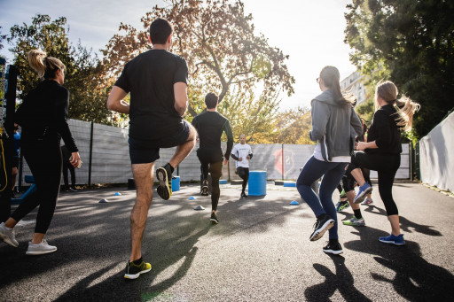 Outdoor Workout Tips for the Summer From TeamUp Fitness