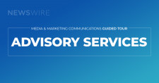 Newswire Media & Marketing Communications Guided Tour ADVISORY SERVICES