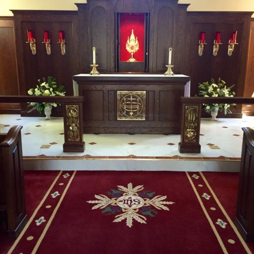 VIZpin Smartphone Access Control Makes Chapel a Safe Place to Pray Any Hour of the Day