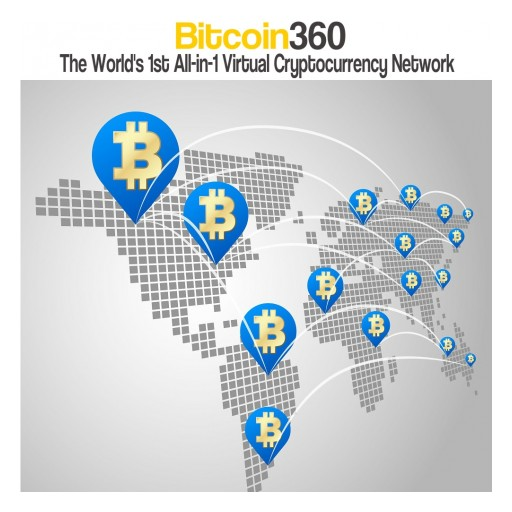 eZ-Xpo Launches Bitcoin360 All-in-1 Cryptocurrency Network Ecosystem for ICO & Blockchain Summit Expo