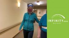 Infinity Rehab Receives Face Shield Donation