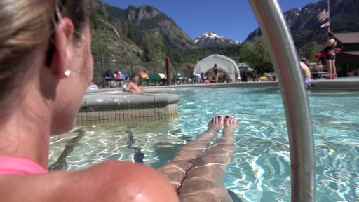 OURAY,CO Historic Hot Springs Destination At A Glance