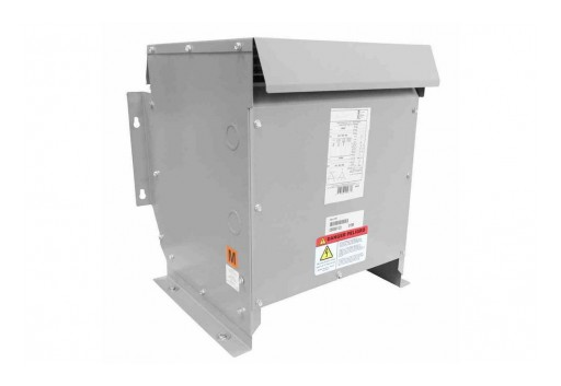 Larson Electronics Releases 3PH 500 kVA Isolation Transformer, 480V Delta Primary, 600V Delta Secondary