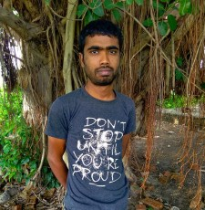 Asaduzzaman Sajib, 26-year-old Muslim entrepreneur and first certified Scientology Volunteer Minister in Bangladesh
