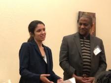 Drs. Marcella Alsan and Owen Garrick