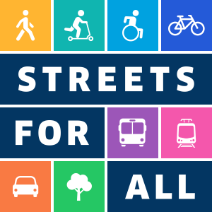 Streets For All