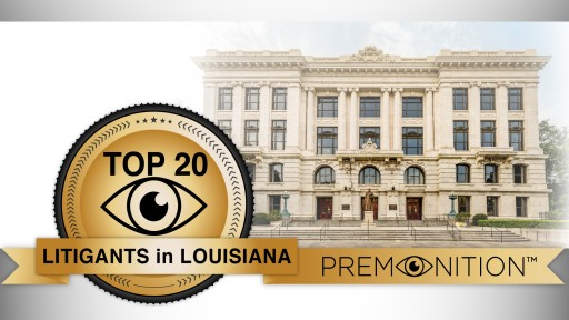 Who Are Louisiana's Busiest Lawyers? Premonition's New Survey Provides Top Rankings