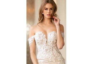 Introducing Designer Wedding Dresses by Martina Liana Luxe