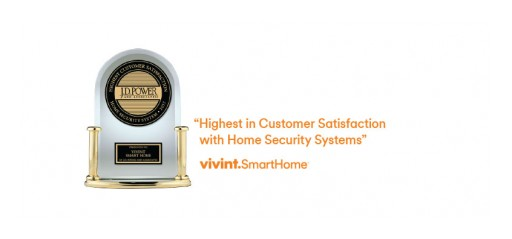 The ACN Reviews Are In: J.D. Power Ranks Vivint Smart Home No. 1 in Home Security Customer Satisfaction