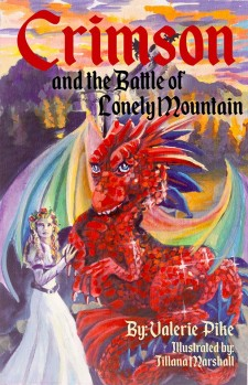 Crimson and the Battle of Lonely Mountain