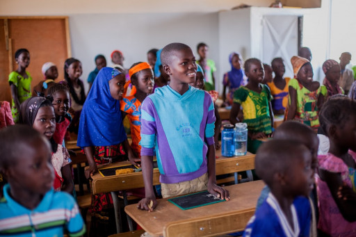 buildOn and the Education Above All's Educate a Child Program to Provide Access to Education for 159,000 Out-of-School Children in Some of the World's Poorest Countries