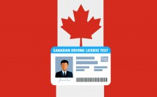 Canadian Driving License Test App