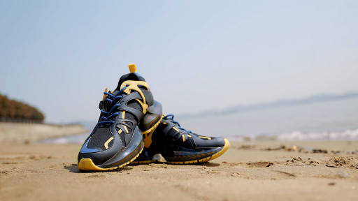 Me Next Announces Launch of the 1st 3D-Printed Sneaker with Aerospace Technology