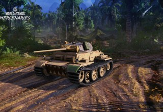 World of Tanks: Mercenaries Screenshot #3