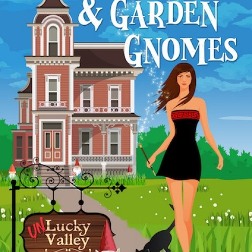 Garden Gnomes and Mysterious Accidents the Premise of New Cozy Mystery by NYT Bestselling Romance Author, Michelle M. Pillow