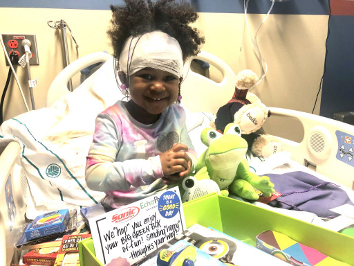 Sonic Automotive and EchoPark Automotive Deliver Cheer to Hospitalized Children