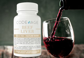 Codeage Beef Liver