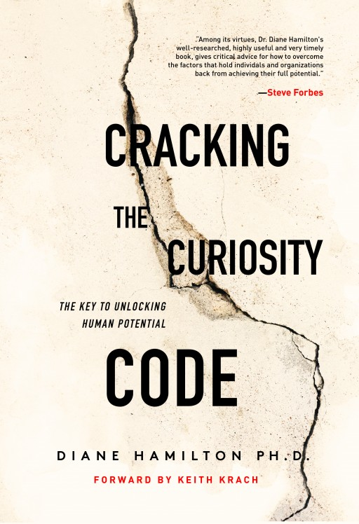 Book by Tonerra CEO Dr. Diane Hamilton, 'Cracking the Curiosity Code', Added to Forbes School of Business & Technology MHRM Curriculum