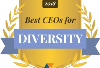 Best CEOs for Diversity