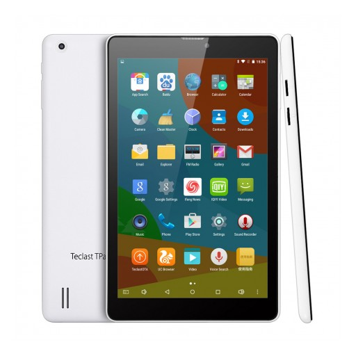 "$78.89 Android 5.1 Phablet: 8"" Teclast P80 3G Phablet"