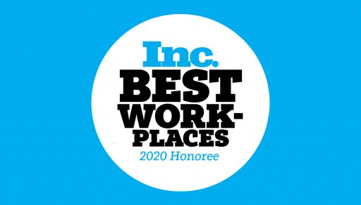Rocket Insights Named to Inc. Magazine's Annual List of Best  Workplaces for 2020