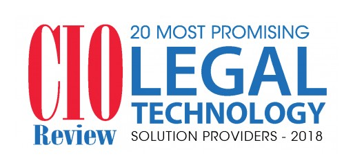 Sandline Discovery Named to CIOReview 20 Most Promising Legal Technology Solution Providers of 2018 List