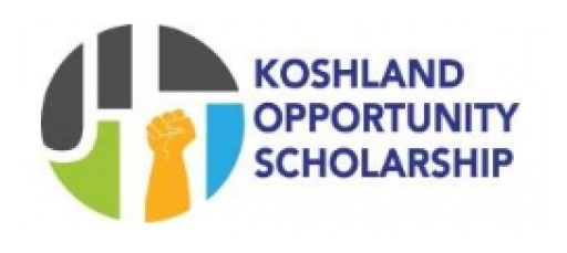 Deadline Monday, July 2, for the Koshland Opportunity Scholarship Application
